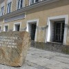 Hitler's house in Braunau, 20 Mar 2018